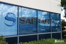 SAFRAN Morpho Window Graphic