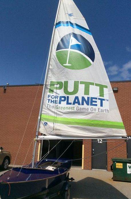 Putt for the Planet