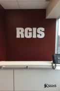 Lobby Signage by SSK Signs