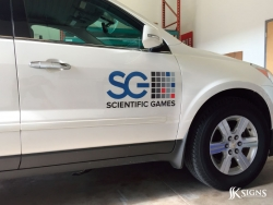 Fleet Graphics Installed for Scientific Games