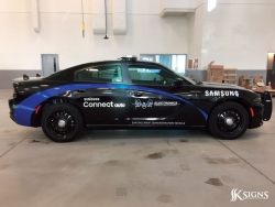 Vehicle Graphics for Samsung