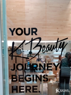 Window Graphics - Yorkdale Mall
