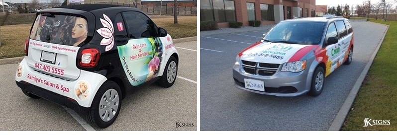 Vehicle Wrap Mississauga