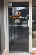Window Graphics for Thermagone in Toronto