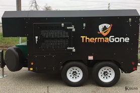 Vehicle Graphics for Thermagone in Toronto