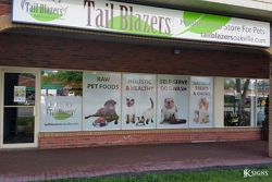 Window Graphics at Tail Blazers Oakville