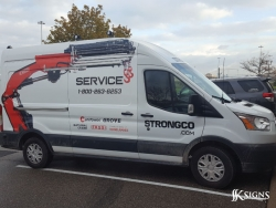 Fleet Graphics for Strongco